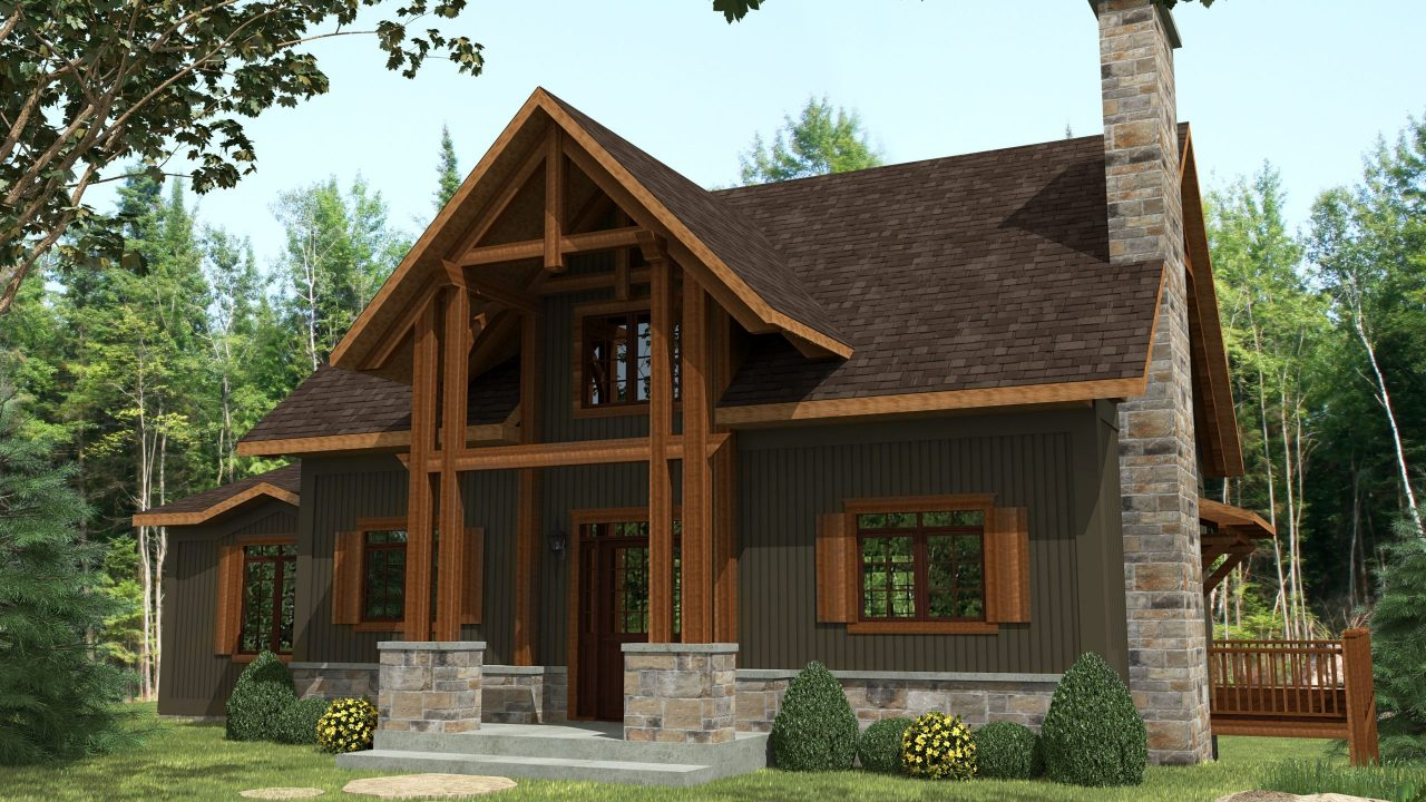 modele celi habitation kyo facade maison 3d